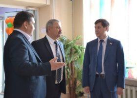 В «Сулпане» побывал Депутат Государственной Думы РФ З.З.Байгускаров.