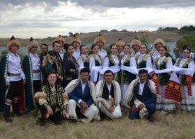 Областной праздник национальной культуры в г.Гай
