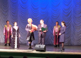 В Уфе с концертом выступили артисты Сибайской государственной филармонии