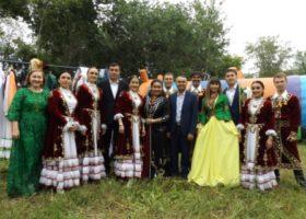 Участие на празднике «Сабантуй» в Магнитогорске и Екатеринбурге