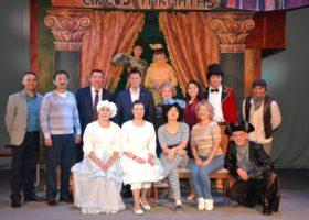 Благотворительный спектакль в детском театре «Сулпан»