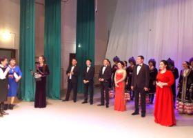 Сибай филармонияһы коллективы Ырымбурҙан ҡайтты
