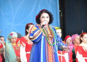 Фестиваль-марафон «Песни России» под руководством Надежды Бабкиной