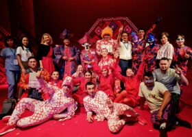 Детский театр «Сулпан» на XV МЕЖДУНАРОДНОМ ФЕСТИВАЛЕ «НАУРУЗ» 2021