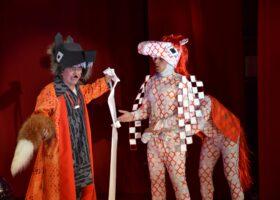 Детский театр «Сулпан» принимает участие в XV МЕЖДУНАРОДНОМ ТЕАТРАЛЬНОМ ФЕСТИВАЛЕ «НАУРУЗ»