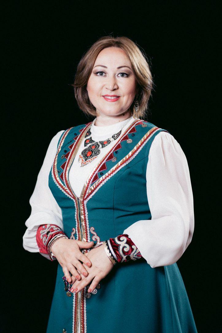 Аминева Забира Рауфовна