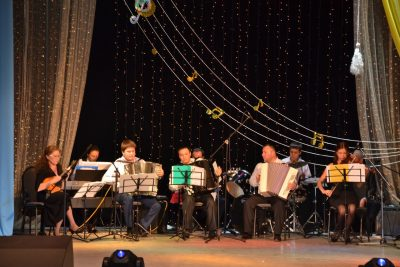 Лекторийный концерт «В мире музыкальных инструментов»